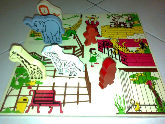 Rancang Bangun Kebun Binatang