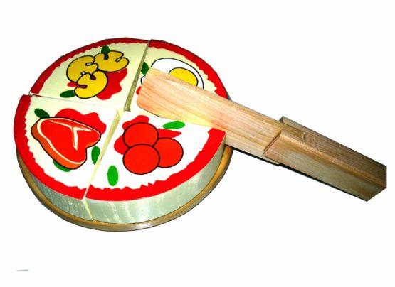 Kue Potong (Pizza, Cake)