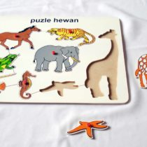 Puzzle Jumbo Hewan