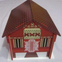 Maket Rumah Adat Aceh