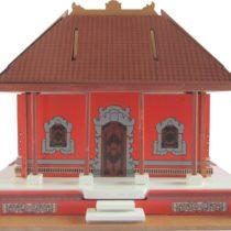 Maket Rumah Adat Bali