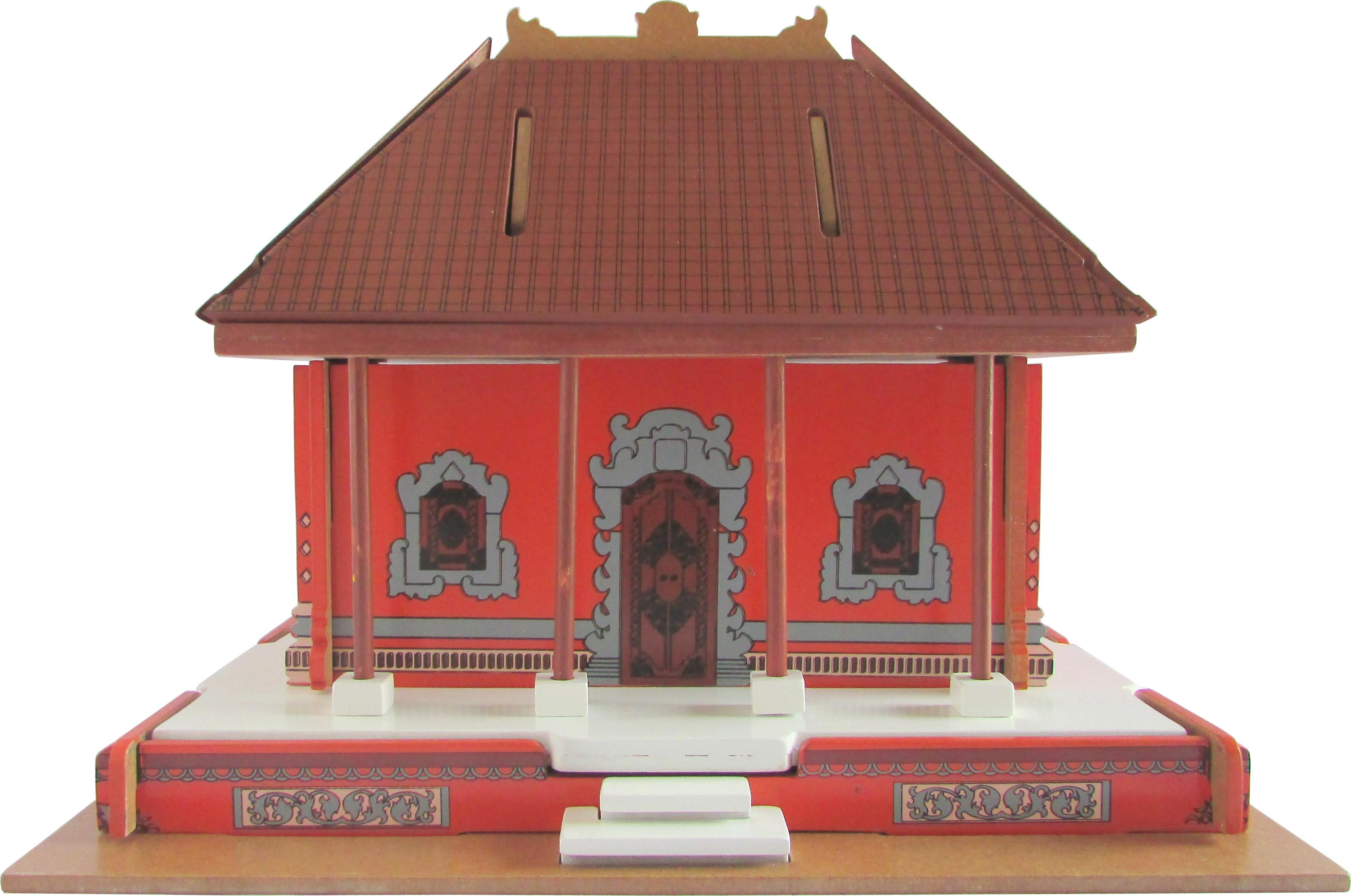 42 Rumah Adat Bali Dan Gambar Gratis