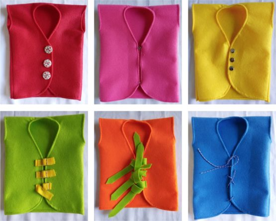 Miniatur Pakaian