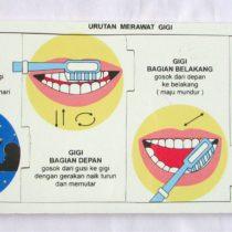 Puzzle Cara Menggosok Gigi