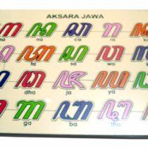 Puzzle Aksara Jawa