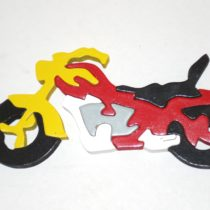Puzzle 3D Sepeda Motor