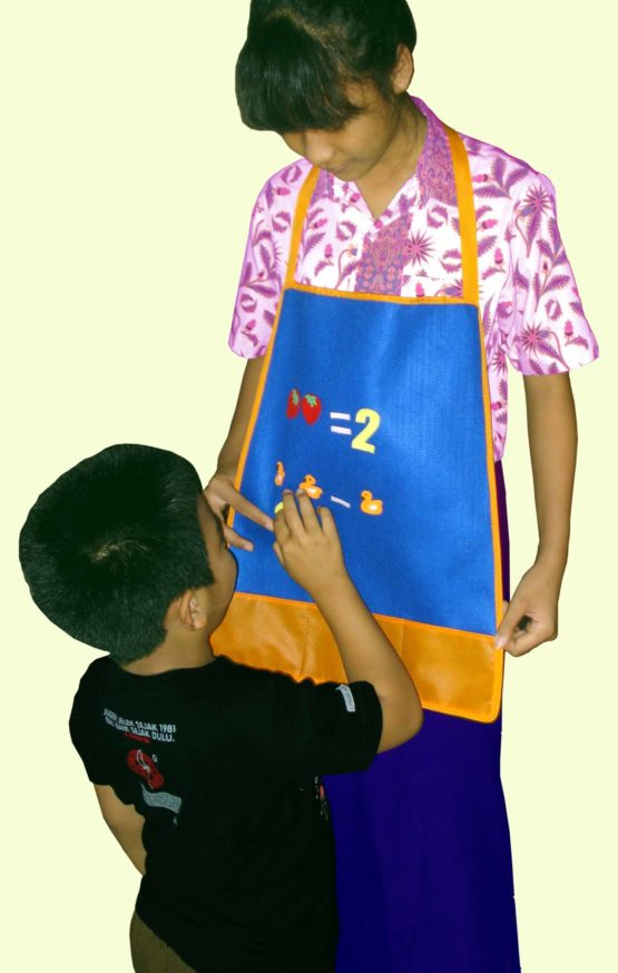 Appron Kid