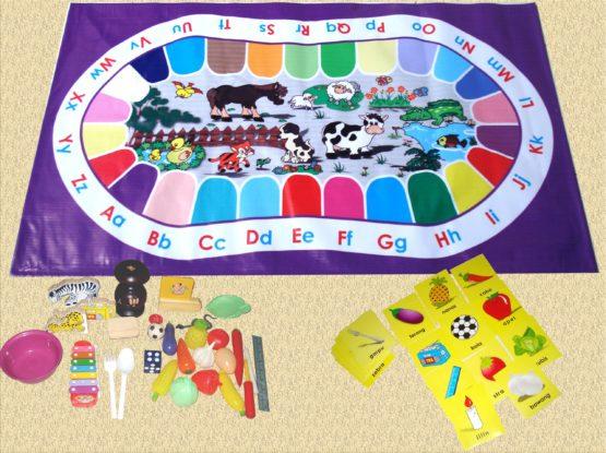 Playmath Alphabet