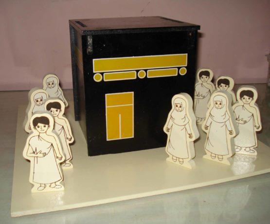 Miniatur Ka'Bah