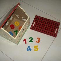 Sorting Box Angka