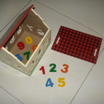 Sorting Box Angka