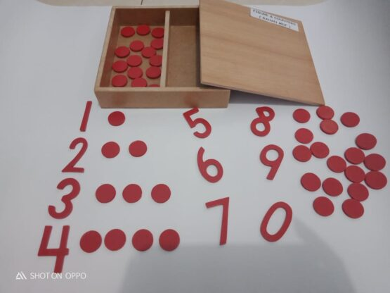 FIGURE & COUNTERS